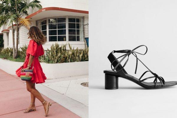 Najudobnije sandale s potpeticom koje ćemo nositi cijelo ljeto