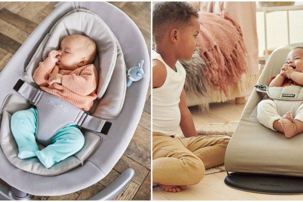 Baby bounceri i ljuljačke su spas u kaotičnim prvim mjesecima roditeljstva