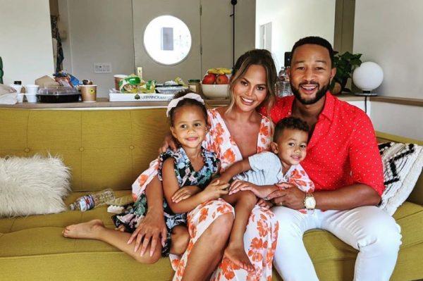 Chrissy Teigen i John Legend čekaju treće dijete!