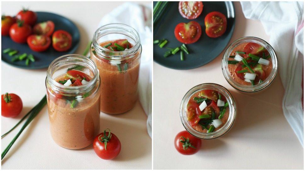 Culinary Postcards: Gazpacho – osvježavajuća juha od rajčice