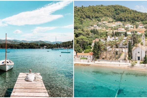 Jadranski otoci s rajskim plažama i kristalno čistim morem