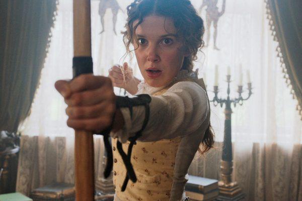 Millie Bobby Brown je sestra Sherlocka Holmesa u novom filmu koji u rujnu stiže na Netflix