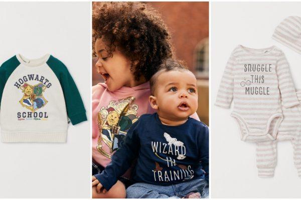 H&M Baby kolekcija u znaku Harryja Pottera – za male fanove u nastajanju