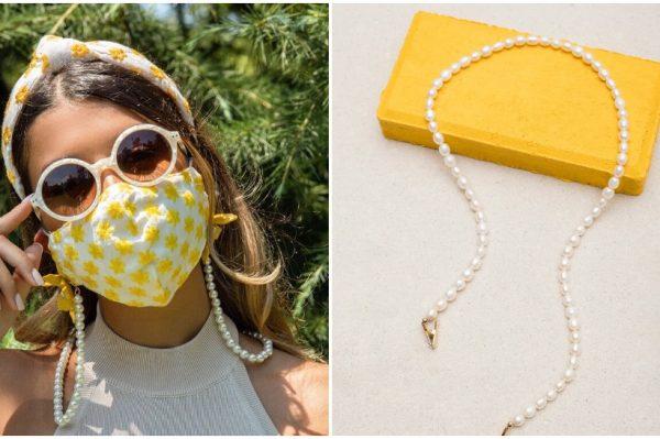 Vrlo praktičan i stylish dodatak za zaštitnu masku