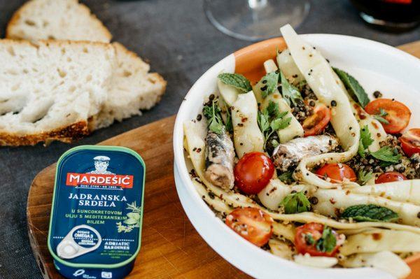 #WeLoveLocal recept: Osvježavajuća ljetna salata