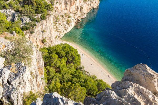 U top 25 najljepših europskih plaža našle su se i dvije hrvatske
