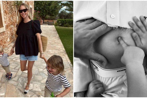 Omiljena Skandinavka Pernille Teisbaek uskoro će ponovno postati mama