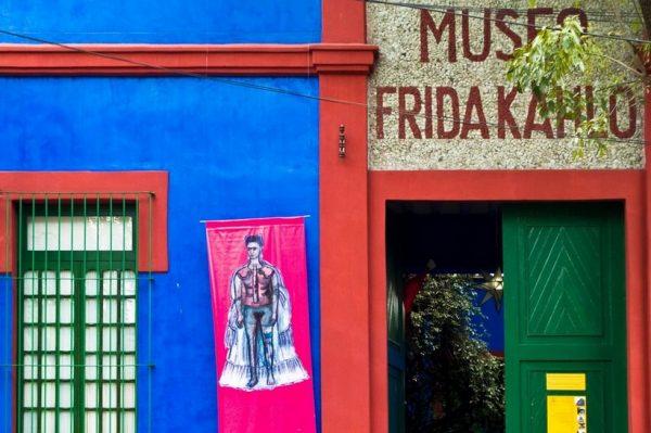 Istražite slavnu Plavu kuću Fride Kahlo na fascinantnoj virtualnoj turi