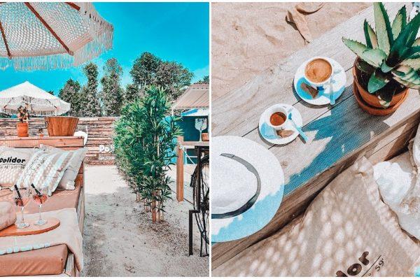 Divan beach bar u Istri koji još uvijek stignete posjetiti