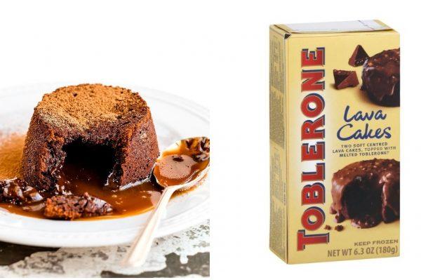 Toblerone Lava Cake je najbolja slastica za povratak s godišnjeg
