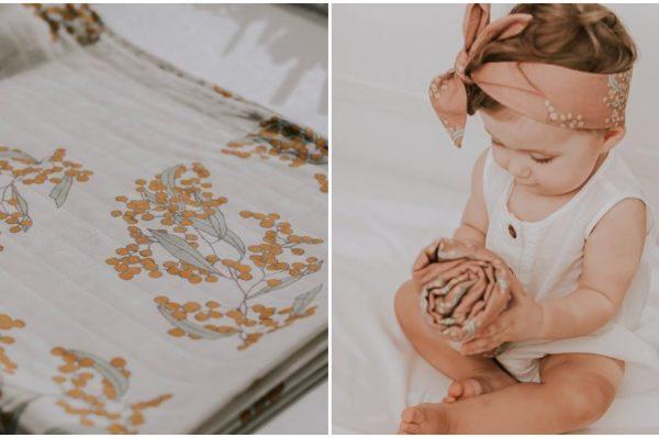 Preslatke plahte od organskih materijala kreirane posebno za bebe