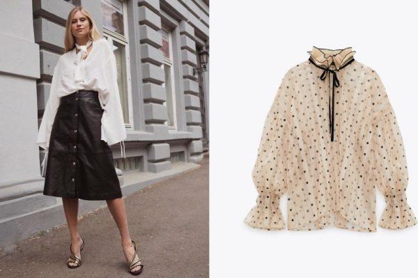 Ženstvena bluza u tri trendi modela koja ćemo obožavati ove jeseni