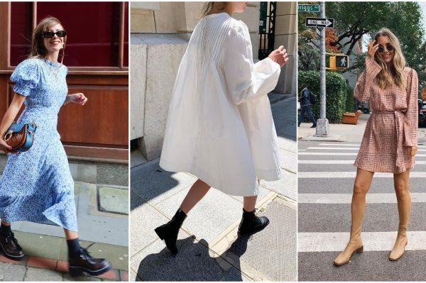Ljetna haljina i jesenske čizme – jedina kombinacija koju ćemo nositi u narednim tjednima