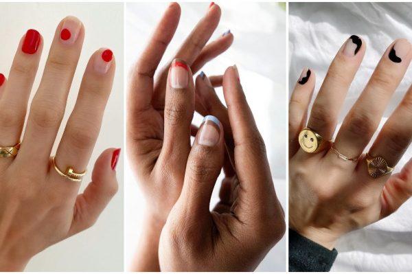 Sedam nail art trendova koji će nadahnuti vašu jesensku manikuru