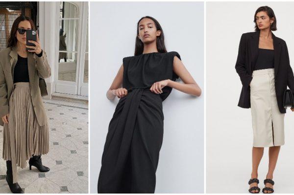 I ove jeseni nosit ćemo midi suknje – izdvojili smo najbolje modele