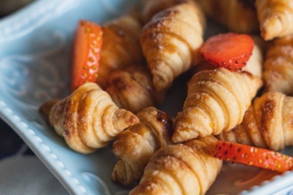 Minijaturni kroasani su sve što želimo za doručak