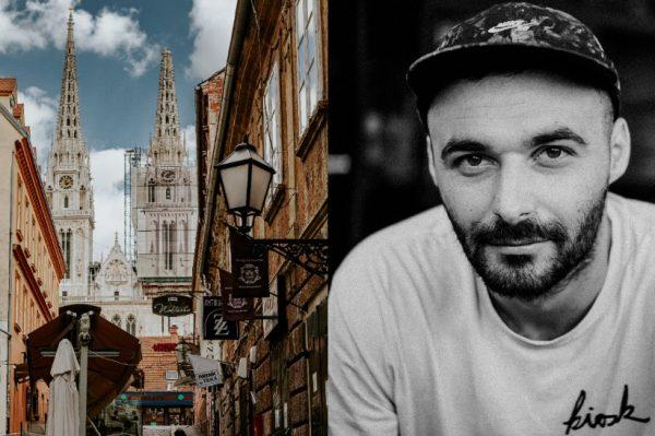 """Upoznajte Ernesta Mazarekića, fotografa čiju izložbu """"potresenog"""" Zagreba gledamo na ovogodišnjem street art projektu OKOLO"""