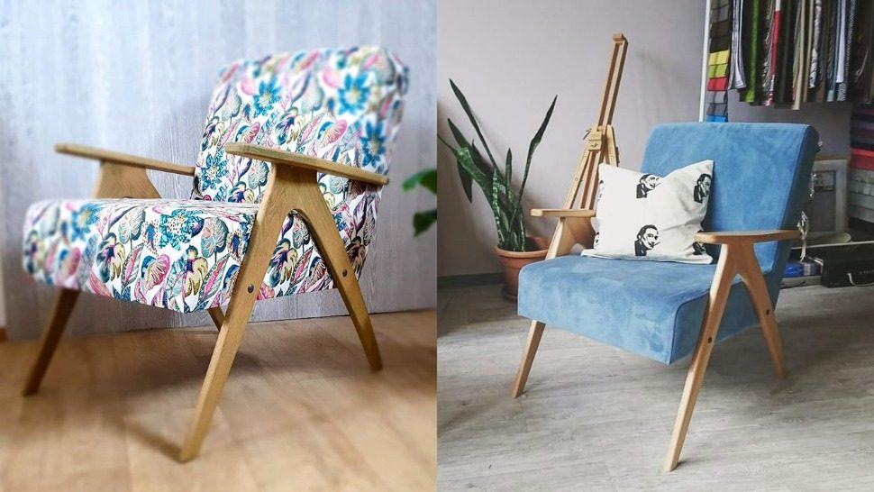 Volite retro dizajn? Onda će vas ove fotelje oboriti s nogu