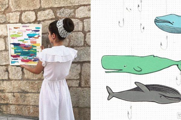 Osjetite ljetnu vibru uz radove mlade umjetnice Marte Lučin