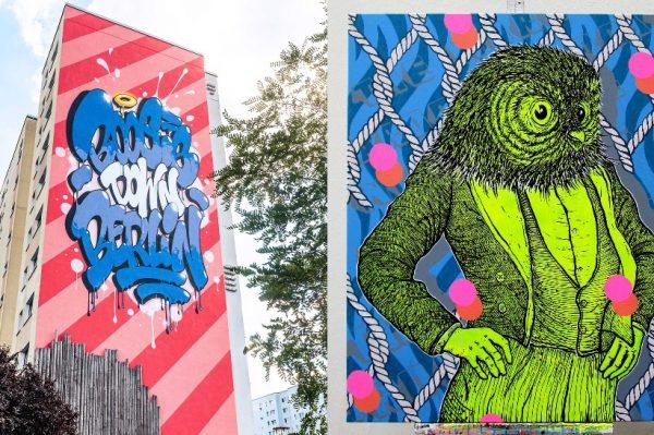 VukovART 2020.: U luku umjetnosti dolaze velika imena svjetske street art scene