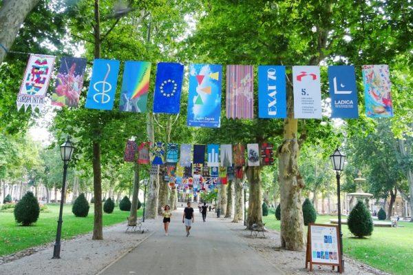 Danas počinje Festival umjetničkih zastavica Zagreb