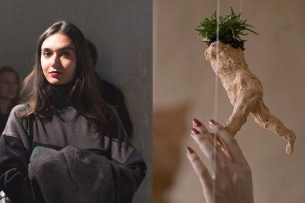 """Upoznajte Ana Mariu Maravić, kiparicu čija je instalacija """"Plesači"""" oživjela jedno gornjogradsko dvorište"""