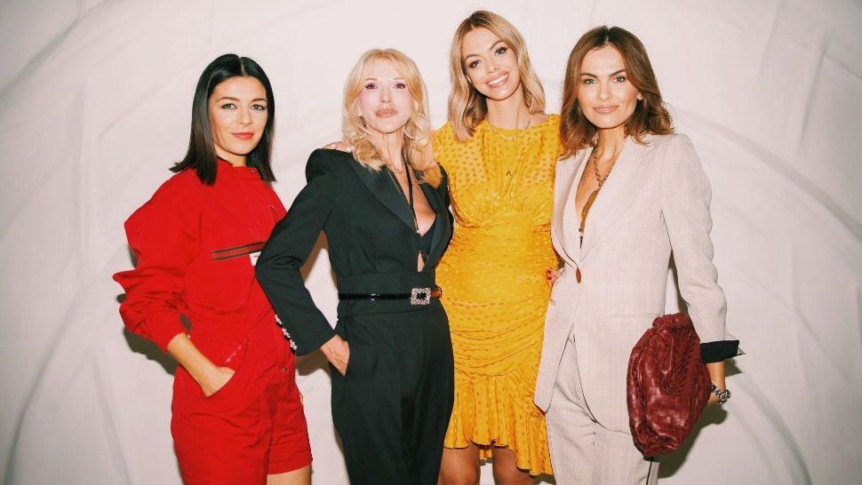Dizajnerica Aleksandra Dojčinović kraj mentorstva u zanimljivom poslovnom projektu poslavila večerom s uglednom poslovnim ženama