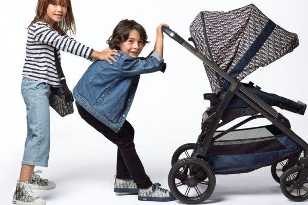 Prva kolica za Baby Dior