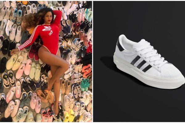 Beyoncé je redizajnirala omiljene adidas Superstar tenisice povodom njihove 50. godišnjice
