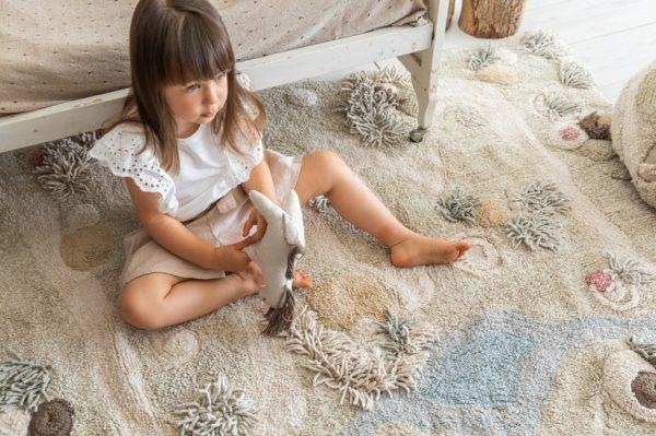 Nova Cotton Woods kolekcija tepiha uljepšat će dječje sobe