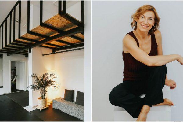 Daria Lorenci Flatz dala nam je da zavirimo u 4Sobe, njezin prekrasan umjetnički centar za djecu i odrasle
