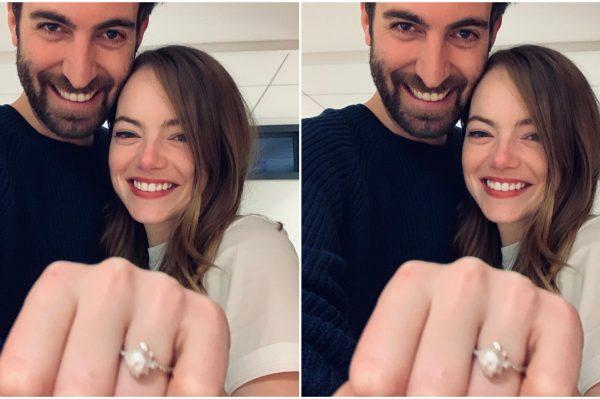 Udala se glumica Emma Stone
