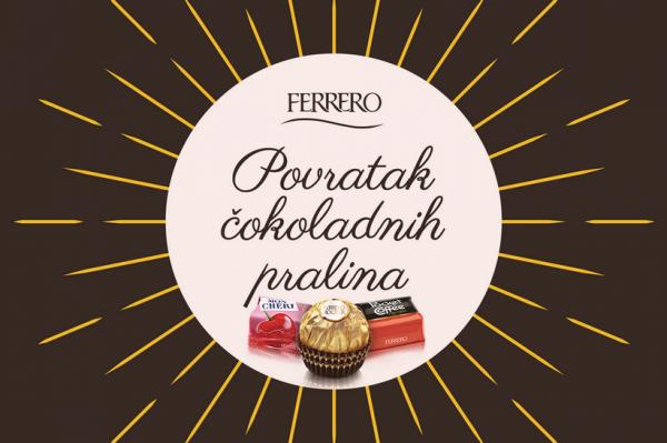 Čokoladne Ferrero praline konačno su se vratile na police trgovina!