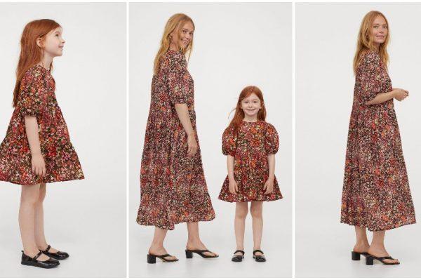 Šarmantna H&M haljina koju će obožavati i mame i kćeri