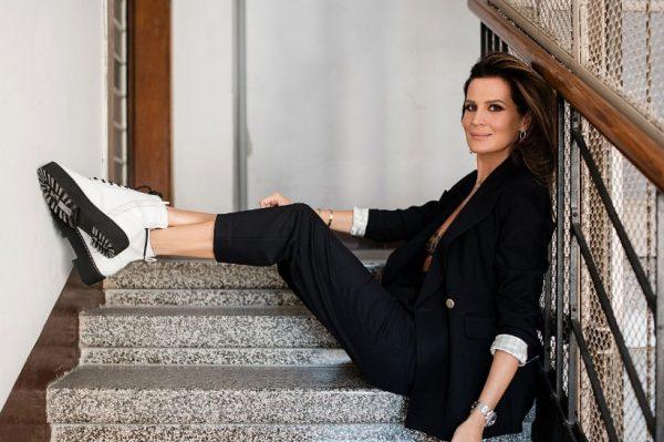 Iva Radić nosi ekskluzivnu H&M x Giuliva Heritage kolekciju