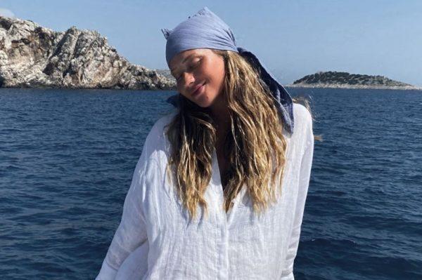 Izabel Kovačić pokazala prve fotografije trudničkog trbuščića