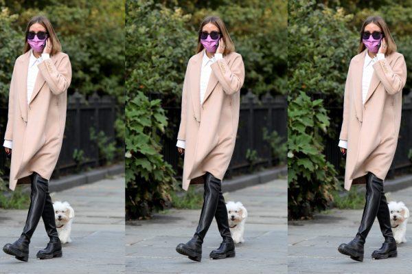 Street style inspiracija: Olivia Palermo u savršenoj jesenskoj kombinaciji
