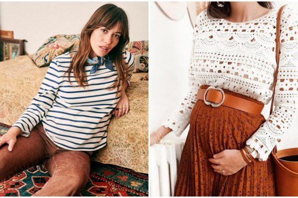Pronađite neodoljive komade za jesen u Sézane kolekciji za trudnice