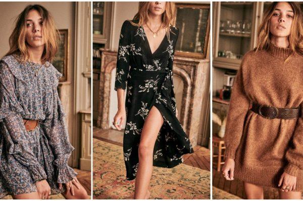 Stigla je nova Sézane kolekcija i donijela haljine u kojima ćemo provesti jesen