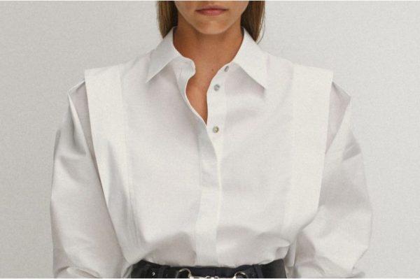 Okosnica ženske garderobe ove jeseni: bijela košulja