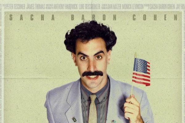 Filmska poslastica: U tajnosti je snimljen Borat 2