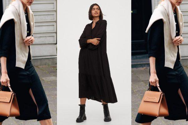 7 savršenih: crna haljina za baš svaku jesensku priliku