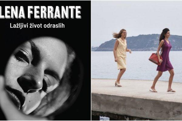 U naše je knjižare stigla najnovija knjiga Elene Ferrante!