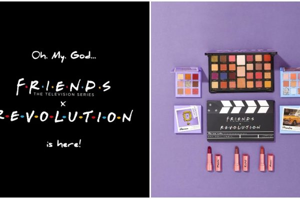 Stigla je 'Friends' make up kolekcija koja će vas nasmijati svojim nazivima!