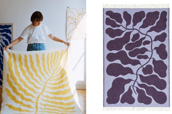 Ove artsy dekice rezultat su nove suradnje Arket i Linnea Andersson