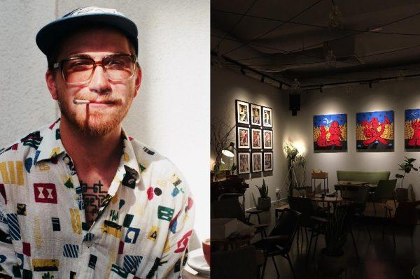 """Erol Sjajni: Upoznajte svestranog umjetnika čija se izložba """"Nešto simbolično"""" otvara večeras u Botaničaru"""
