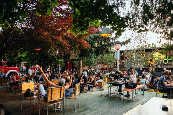 Burgeri sele u najljepši vrt u Zagrebu