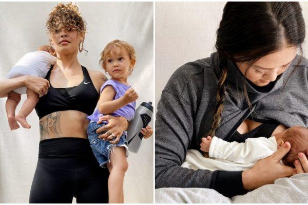 Prva, a savršena 'Nike M' kolekcija za trudnice i mame