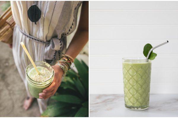 Zeleni smoothie za vitku liniju i blistavu kožu
