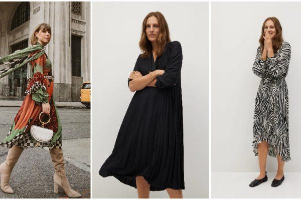 Haljina će i ove jeseni biti savršeni izbor za poslovni look